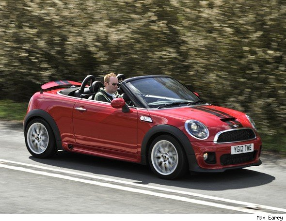 Mini Roadster First Drive Review Aol