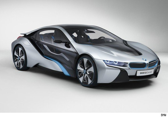 Bmw Launches First Electric Car Showroom In London Aol Uk Cars