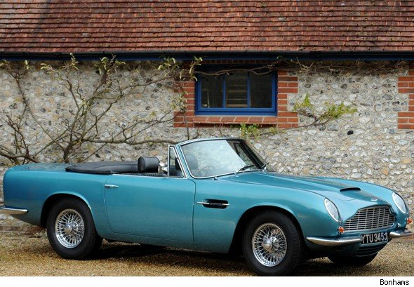 Classic Cars Was The Golden Age Aol Uk Cars