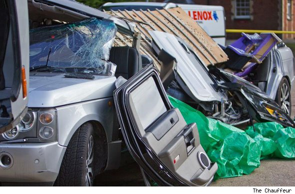 Vosa Enrages Chauffeur Magazine By Chopping Up Three Limos Aol