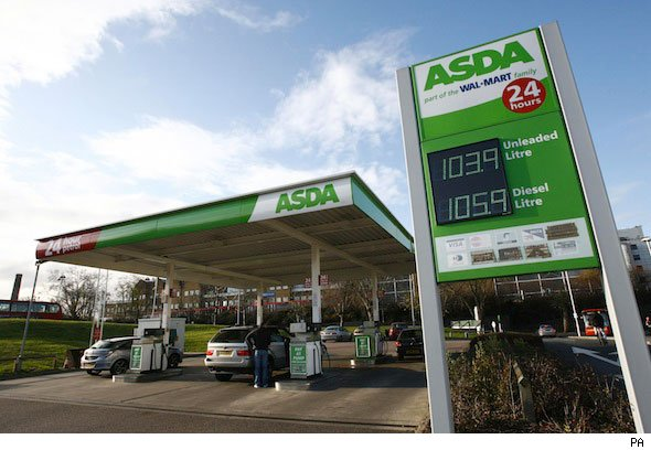 Supermarkets slash petrol prices