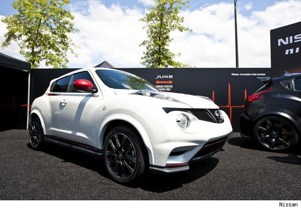 Nissan to launch an even hotter Juke Nismo