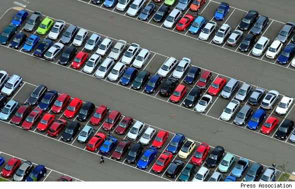 Parking Our Cars Costs Us A Whopping 163 8bn A Year Aol Uk Cars