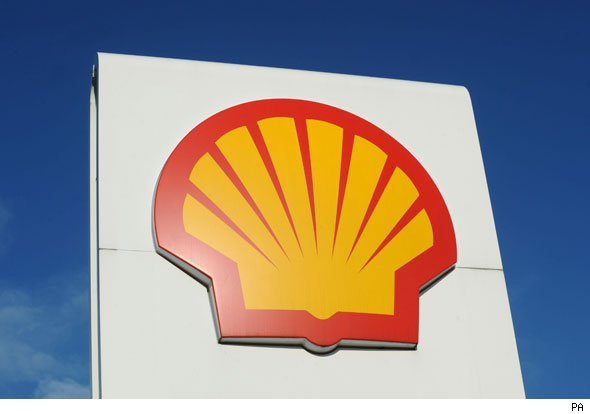 Shell opens Britain's largest filling station