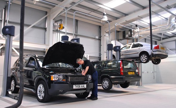 Average labour rates for garage repairs rocket to £83 per hour
