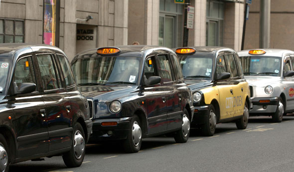 Black cab maker Manganese Bronze is in administration