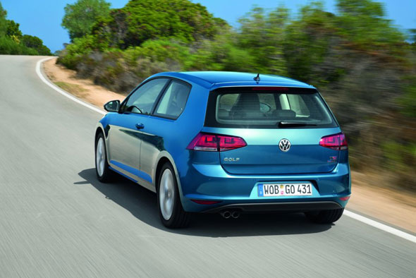 New Golf MkVII