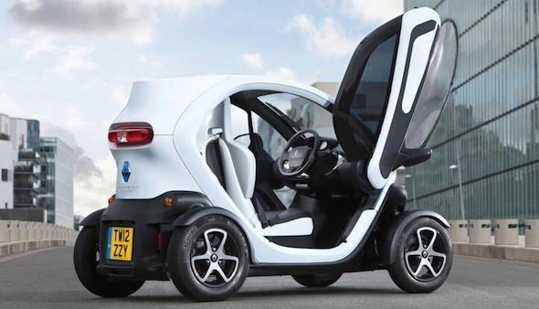 renault twizy now with windows aol. Black Bedroom Furniture Sets. Home Design Ideas