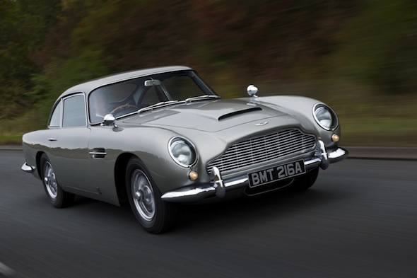 Top British Cars Of All Time AOL UK Cars - British cars