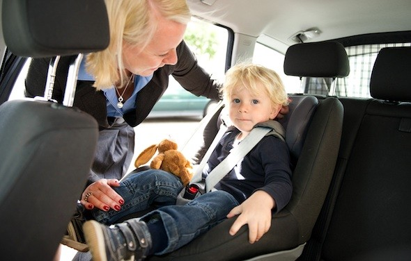 Parents beware of fake child seats