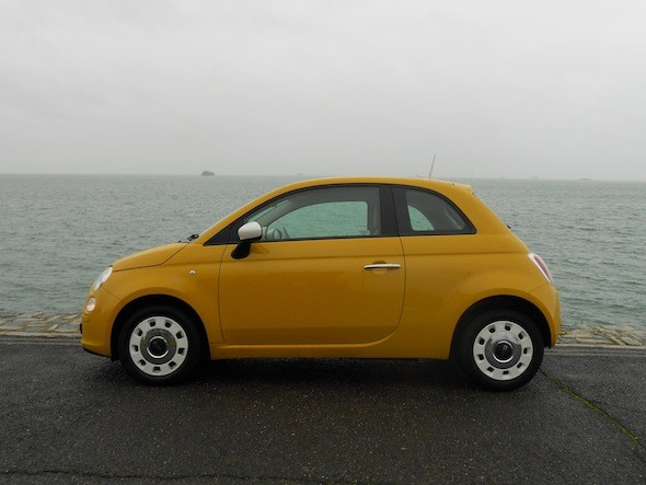 road test fiat 500 colour therapy aol. Black Bedroom Furniture Sets. Home Design Ideas