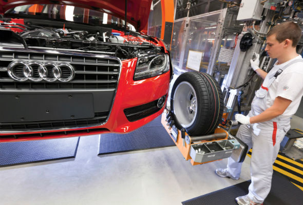 German manufacturers among least reliable engine producers