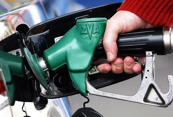 Sharp drop in forecourt petrol sales