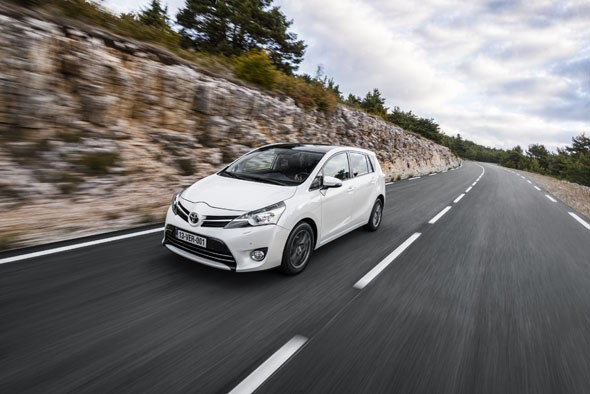 First drive: New Toyota Verso