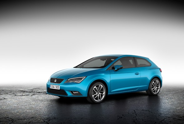 Racy SEAT Leon SC coupe revealed