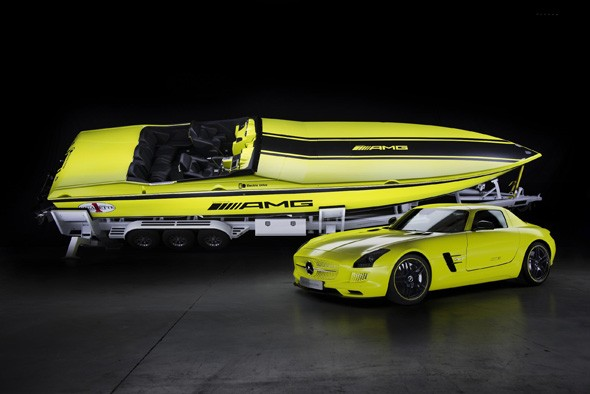 World's most powerful electric powerboat revealed