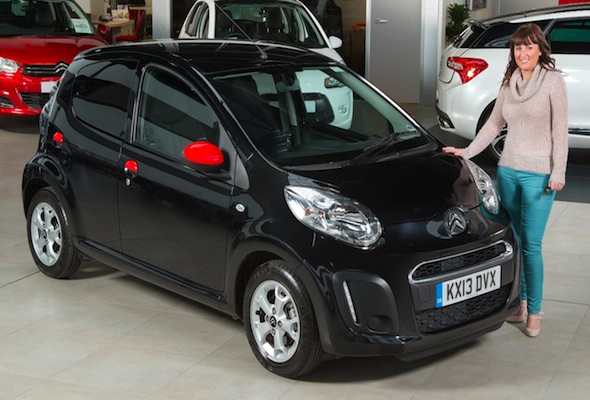Citroen becomes first manufacturer to fit
