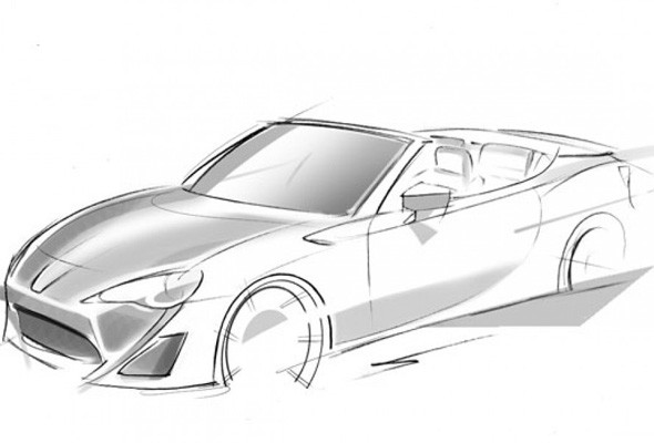 Toyota to unveil soft-top version of award-winning GT 86 sports car