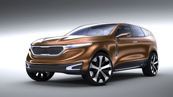 Kia guns for luxury SUV sector with unveiling of Cross GT concept