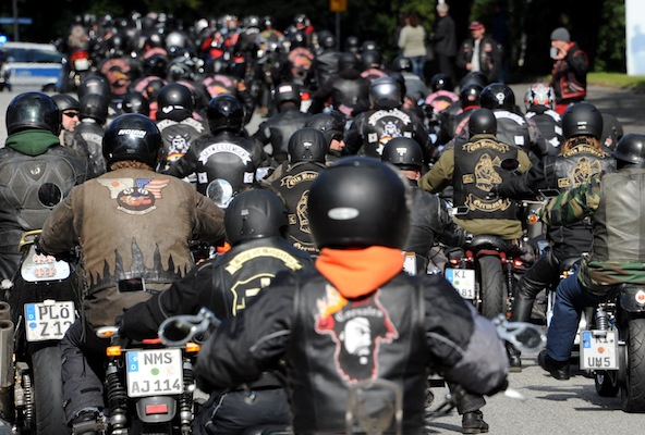 Motorcycle Patches To Avoid