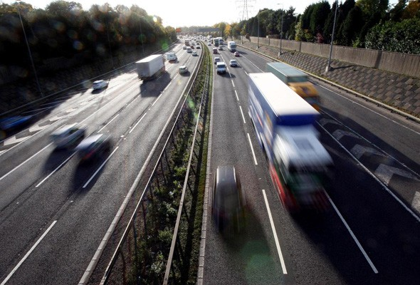 Drivers could face £150 motorway 'poll tax'