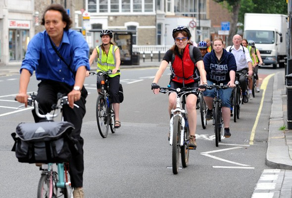 Cyclists most likely cause of road rage