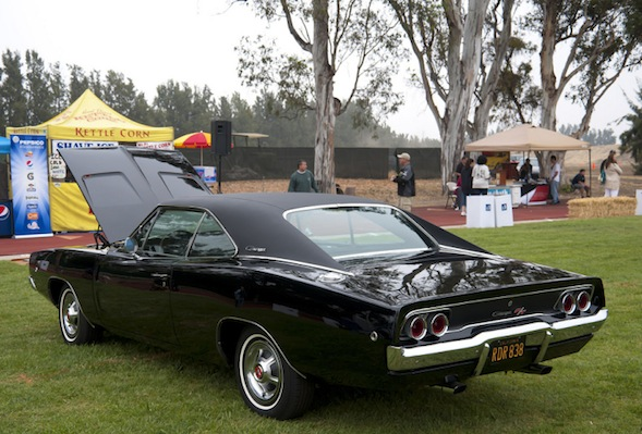 Dodge Charger from Steve McQueen's Bullitt goes on sale