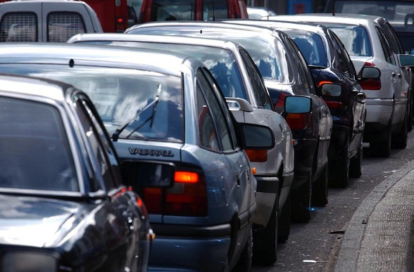 Dangerous driving doesn't bother British commuters