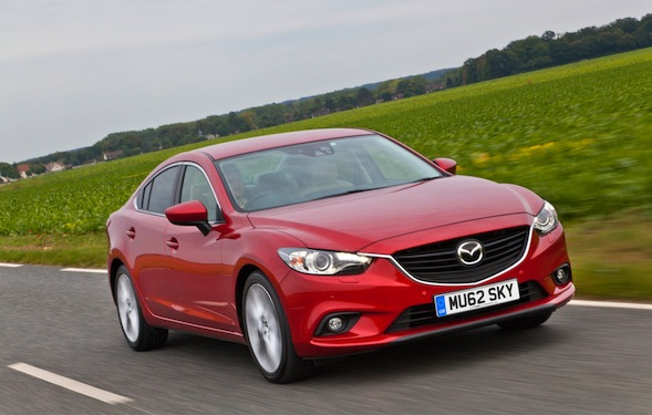 Mazda recalls 15,000 cars globally due to fire risk