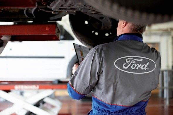 Ford: We won't return to profitability until 2015