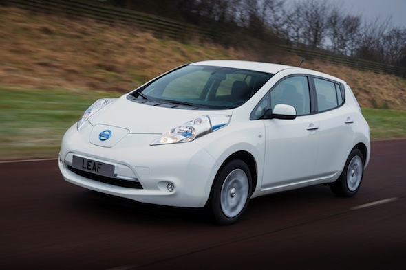 Nissan aims to triple Leaf sales