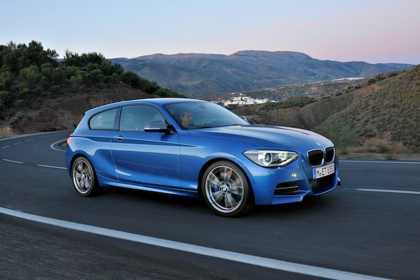 Road test: BMW M135i