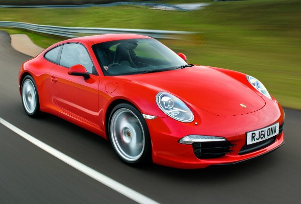 Cayman, Boxster and 911 to get hybrid tech?
