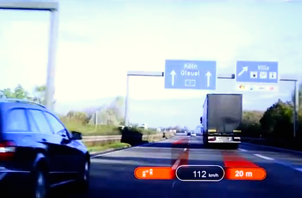 Augmented reality windscreens one-step closer