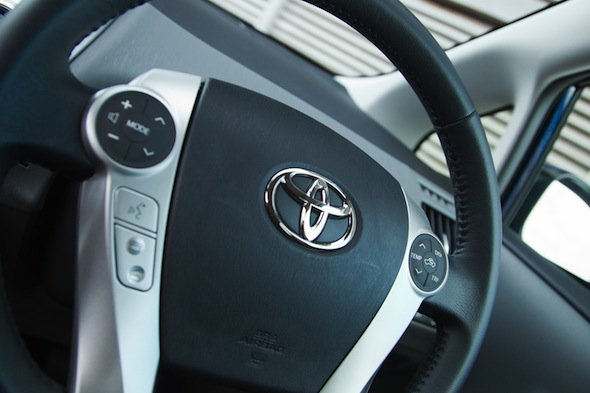 toyota recalls prius models over brake problems aol uk cars. Black Bedroom Furniture Sets. Home Design Ideas