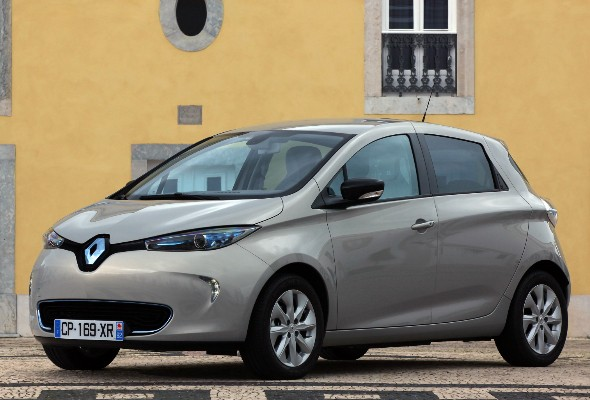First drive: Renault ZOE