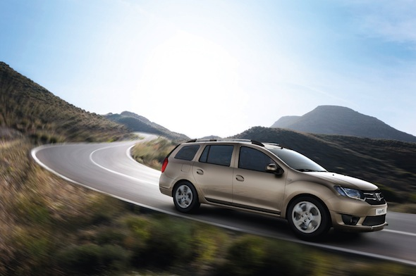 Dacia launches UK's cheapest estate car