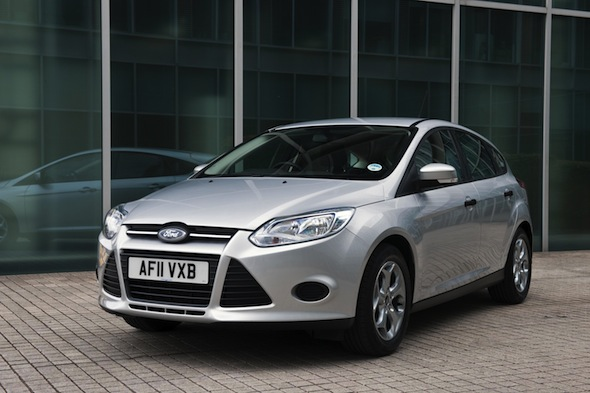 Ford Focus is world's favourite car