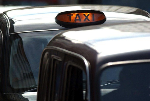 Taxi driver beaten up by passenger at 70mph