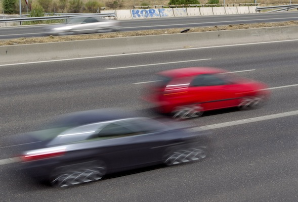 Driver prosecuted for overtaking four cars at once