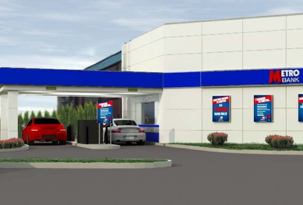 Metro Bank to launch drive-thru banking services