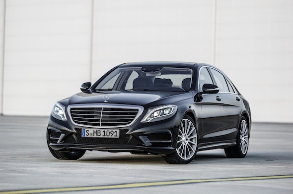 Video: New Mercedes S-Class revealed