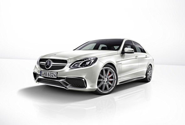 Mercedes E63 AMG receives even more power