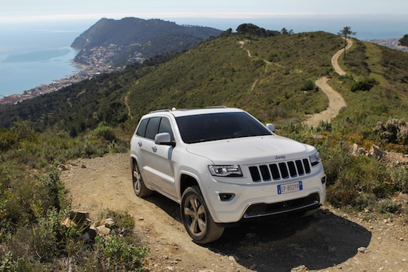 First drive: 2014 Jeep Grand Cherokee