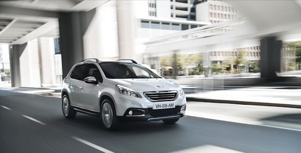First drive: Peugeot 2008