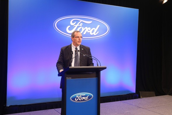 Ford to wind up car production in Australia