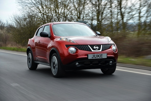 road test nissan juke n tec aol uk cars. Black Bedroom Furniture Sets. Home Design Ideas