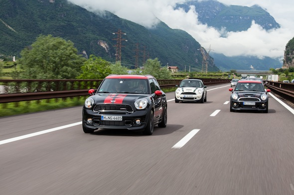 Dispatches from the International Mini Meeting