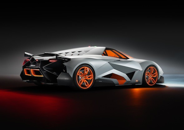 Insane New Lamborghini Egoista Revealed