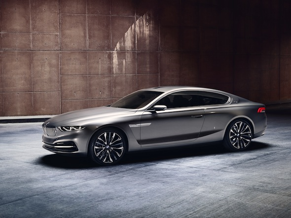 BMW Gran Lusso revealed
